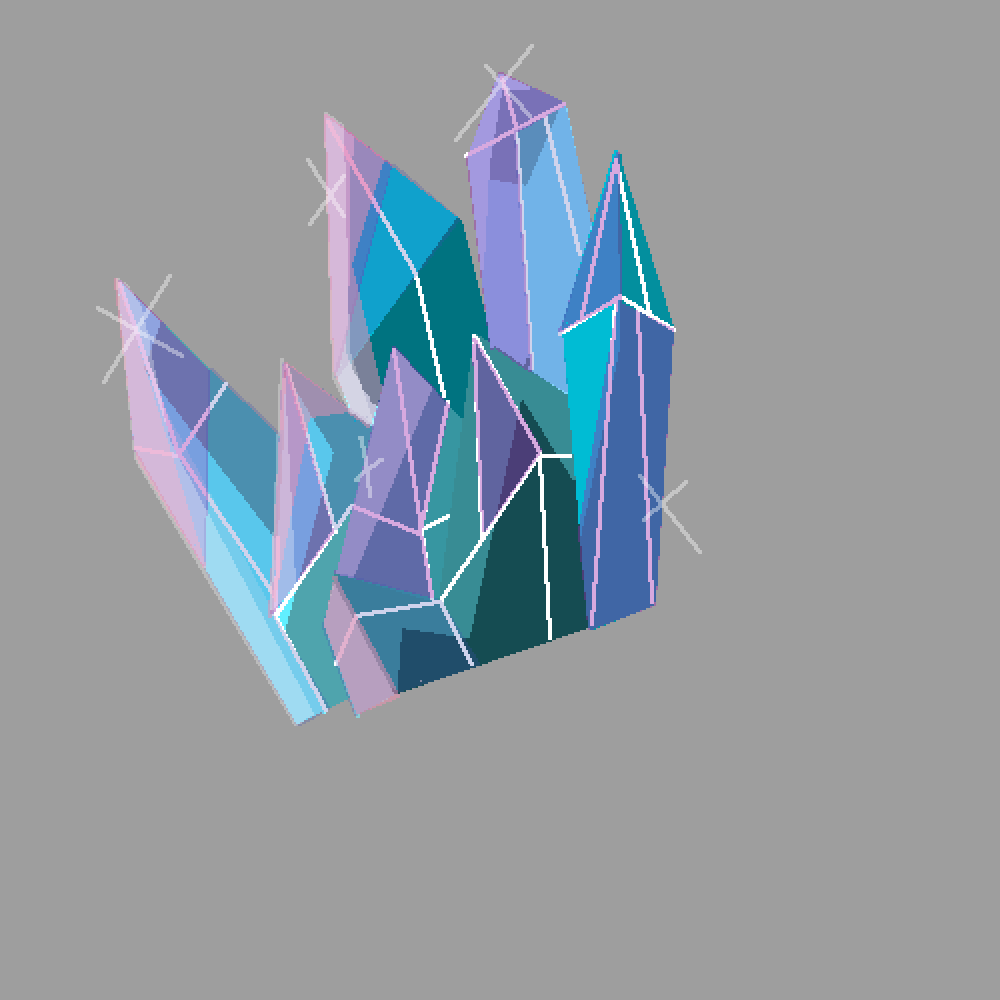 DK crystals  by Challenge