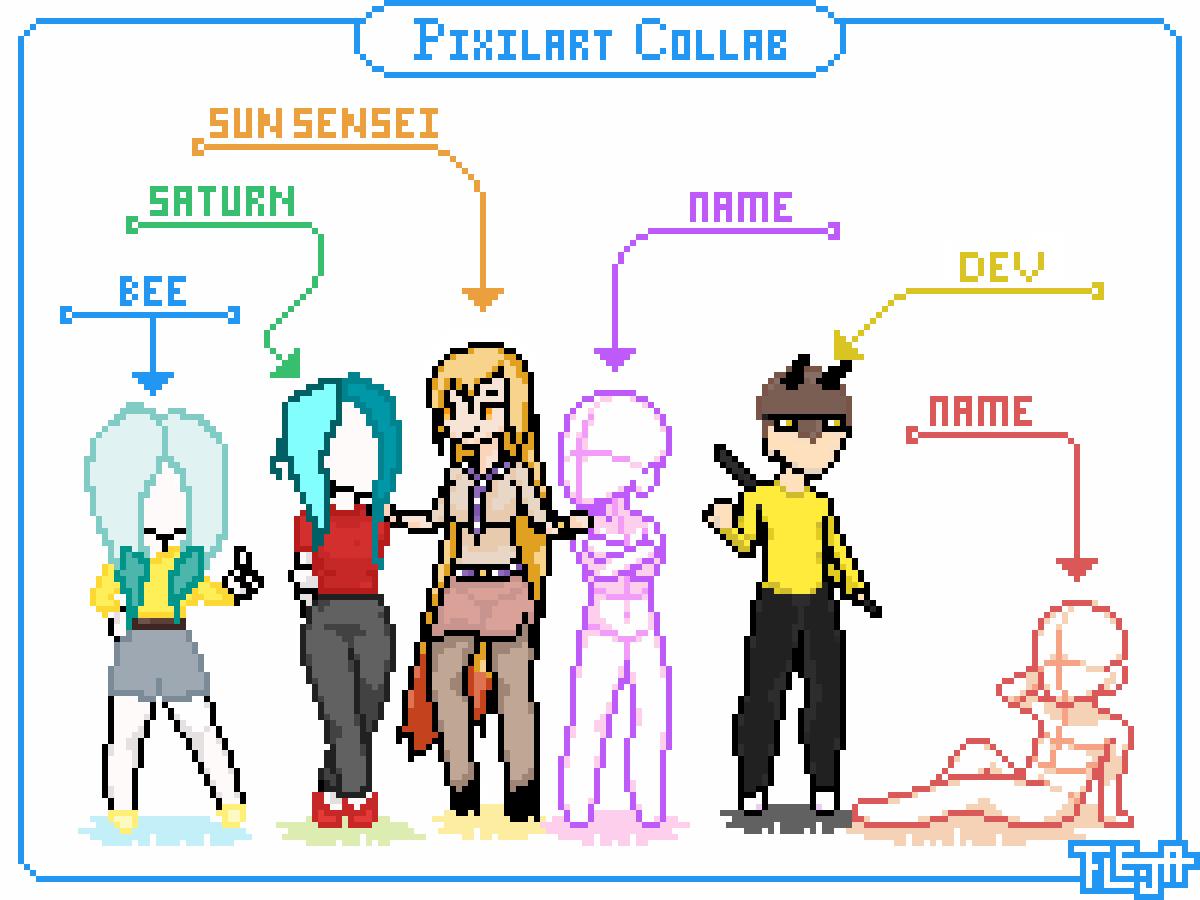 main-image-Pixilart Collab!  by ArtKitten