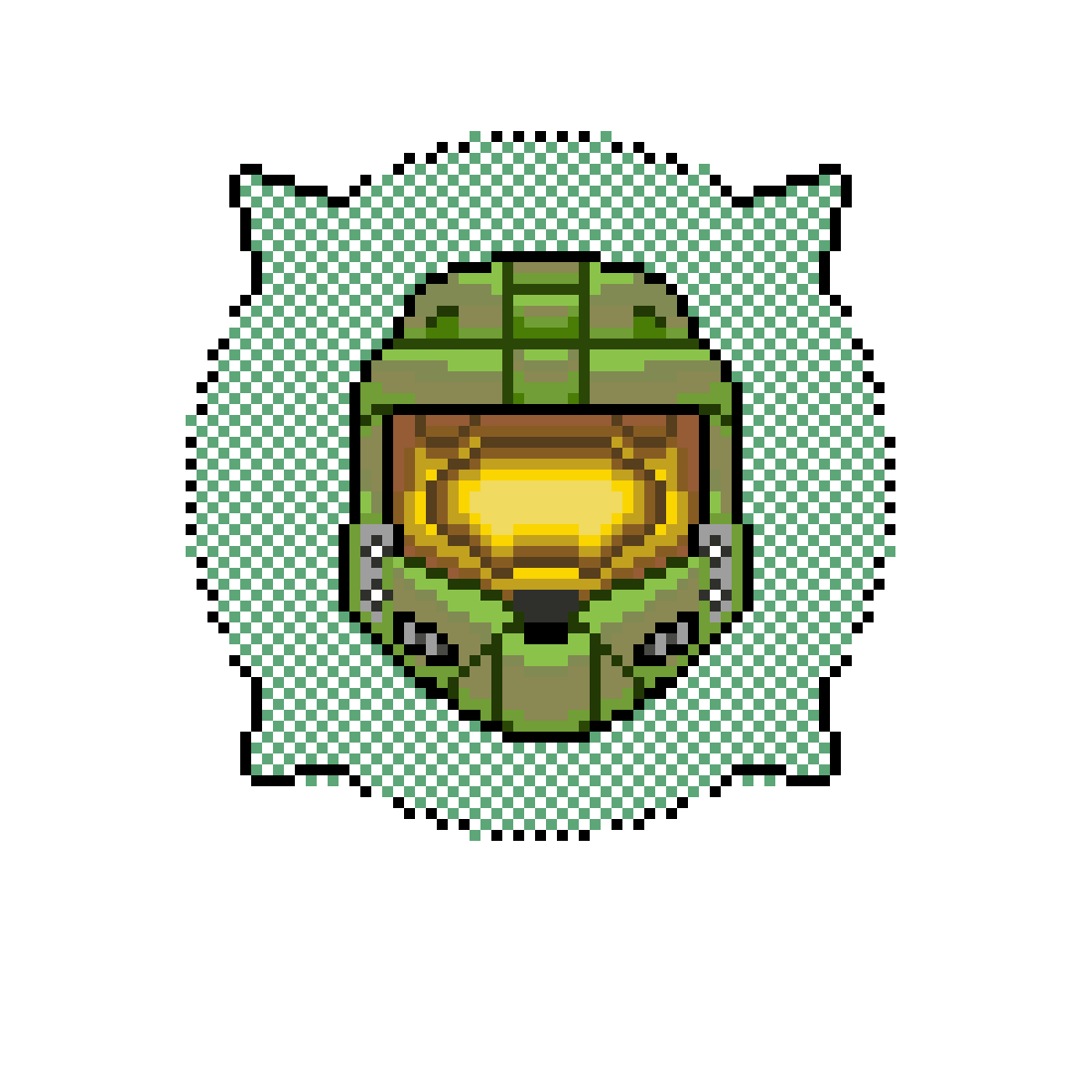 Halo Master Chief by VicD267