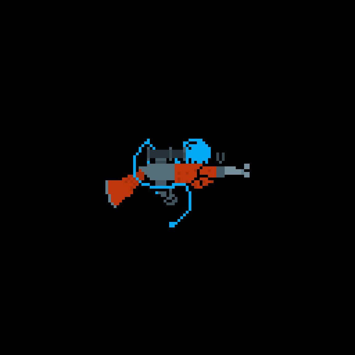 main-image-Gun for game design  by Caelen