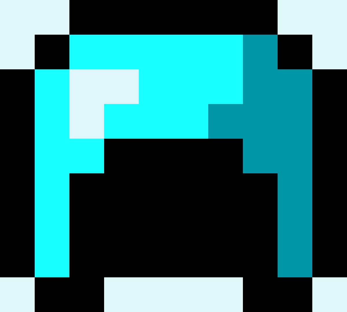 Pixilart - Minecraft Diamond Helmet By Death-drawer