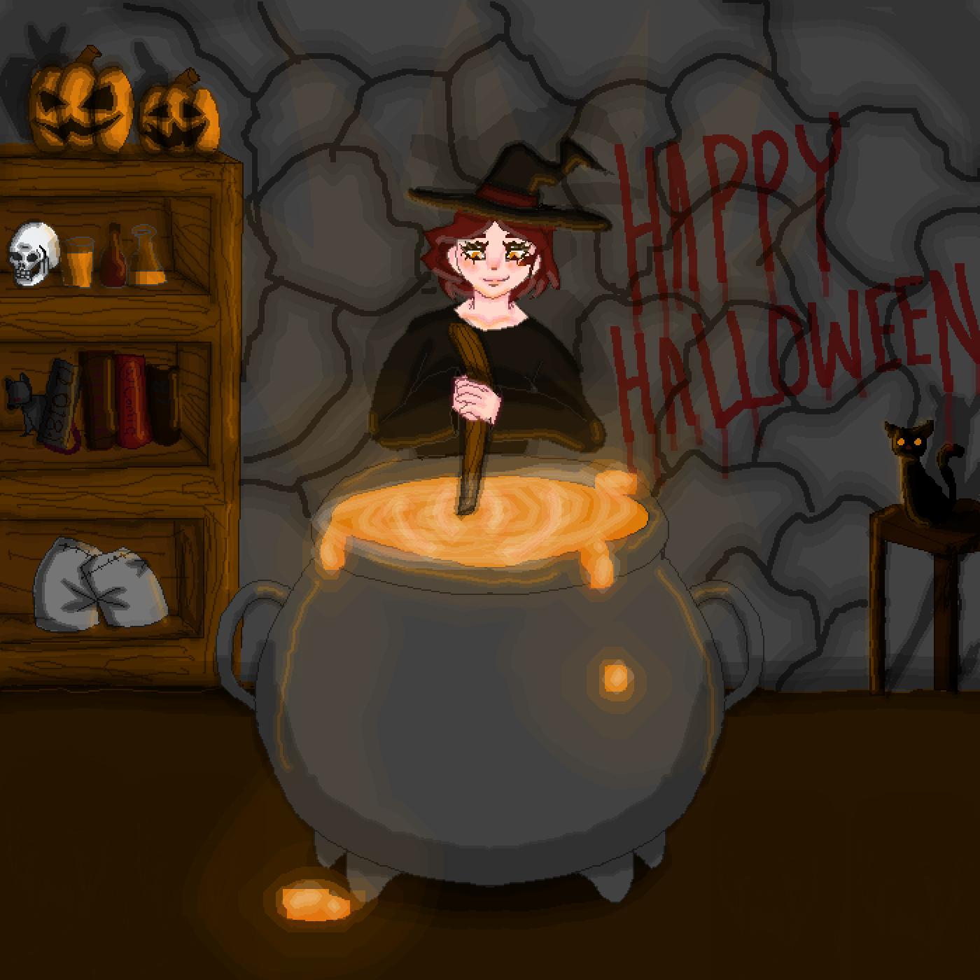 Happy Halloween  by Comic-Freak
