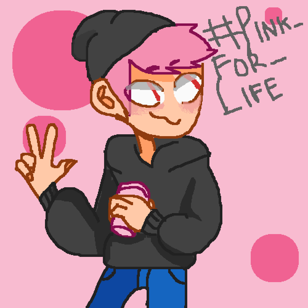 #Pink_for_life