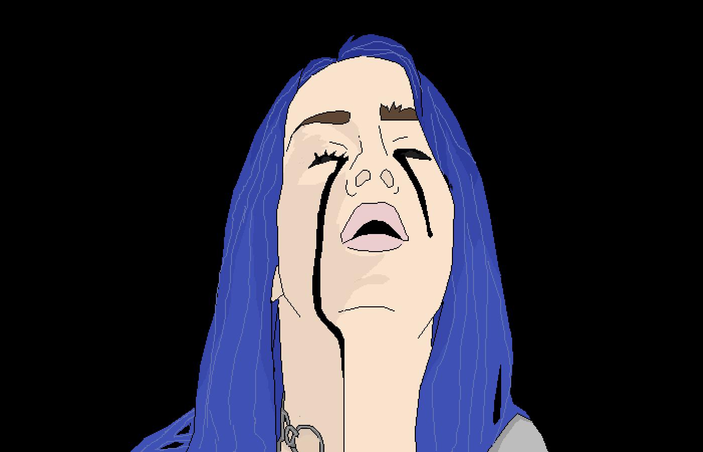 Billie eilish by animegirl2345