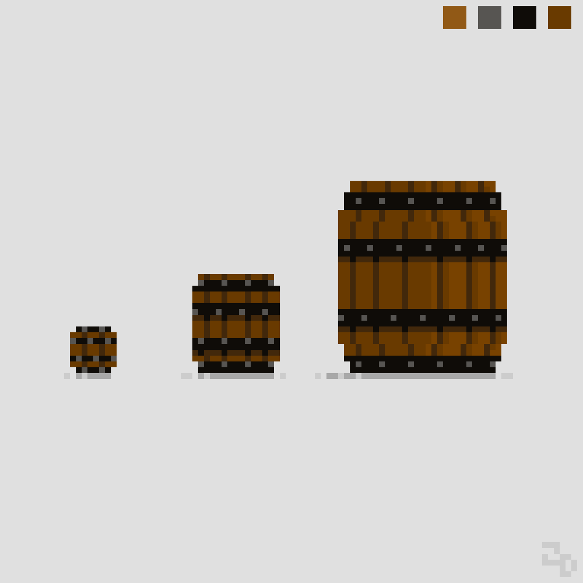 BARRELS  by Zaydro