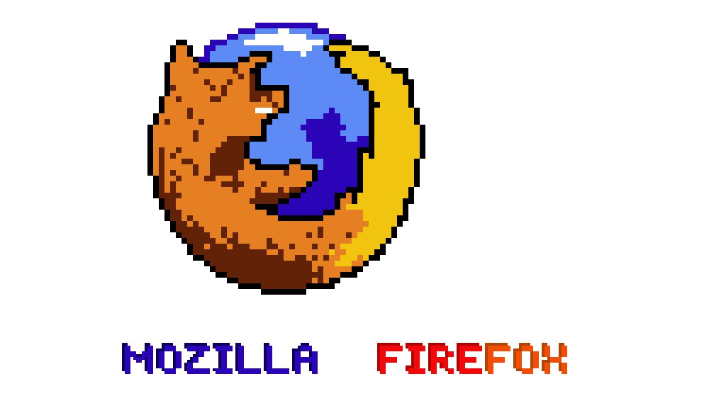 Mozilla Firefox) by JuliyPixilart