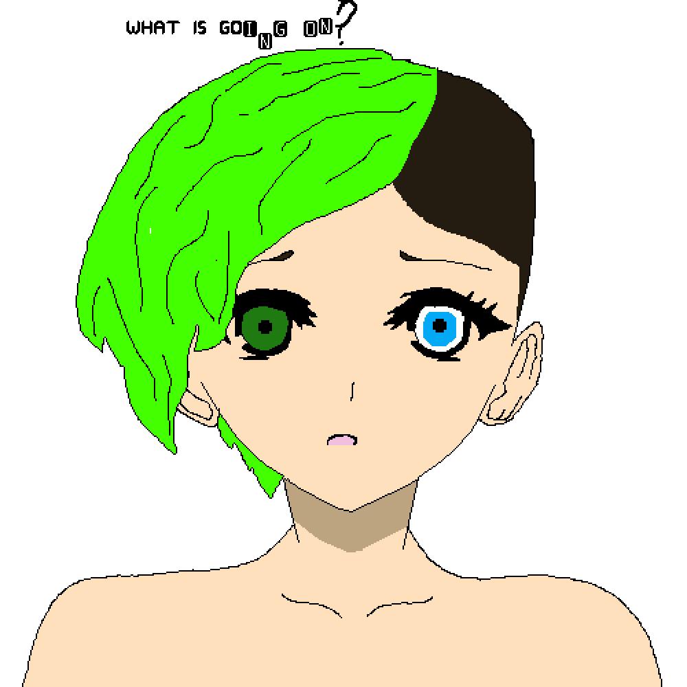 Female Antisepticeye and Jacksepticeye! by TwilightFan925