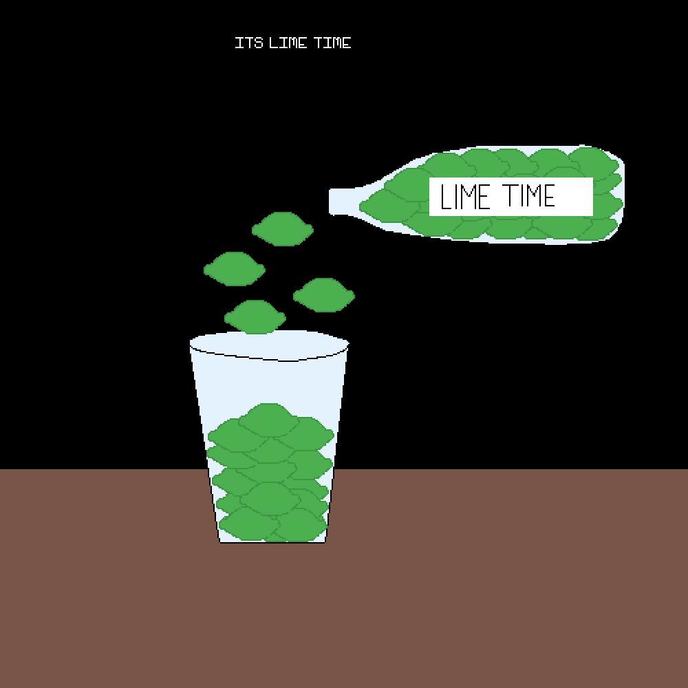 its lime time by randomperson123