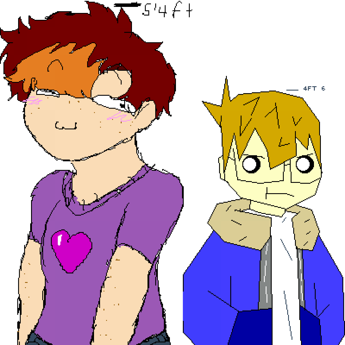 main-image-Nicholas and Ron  by ronny-boi