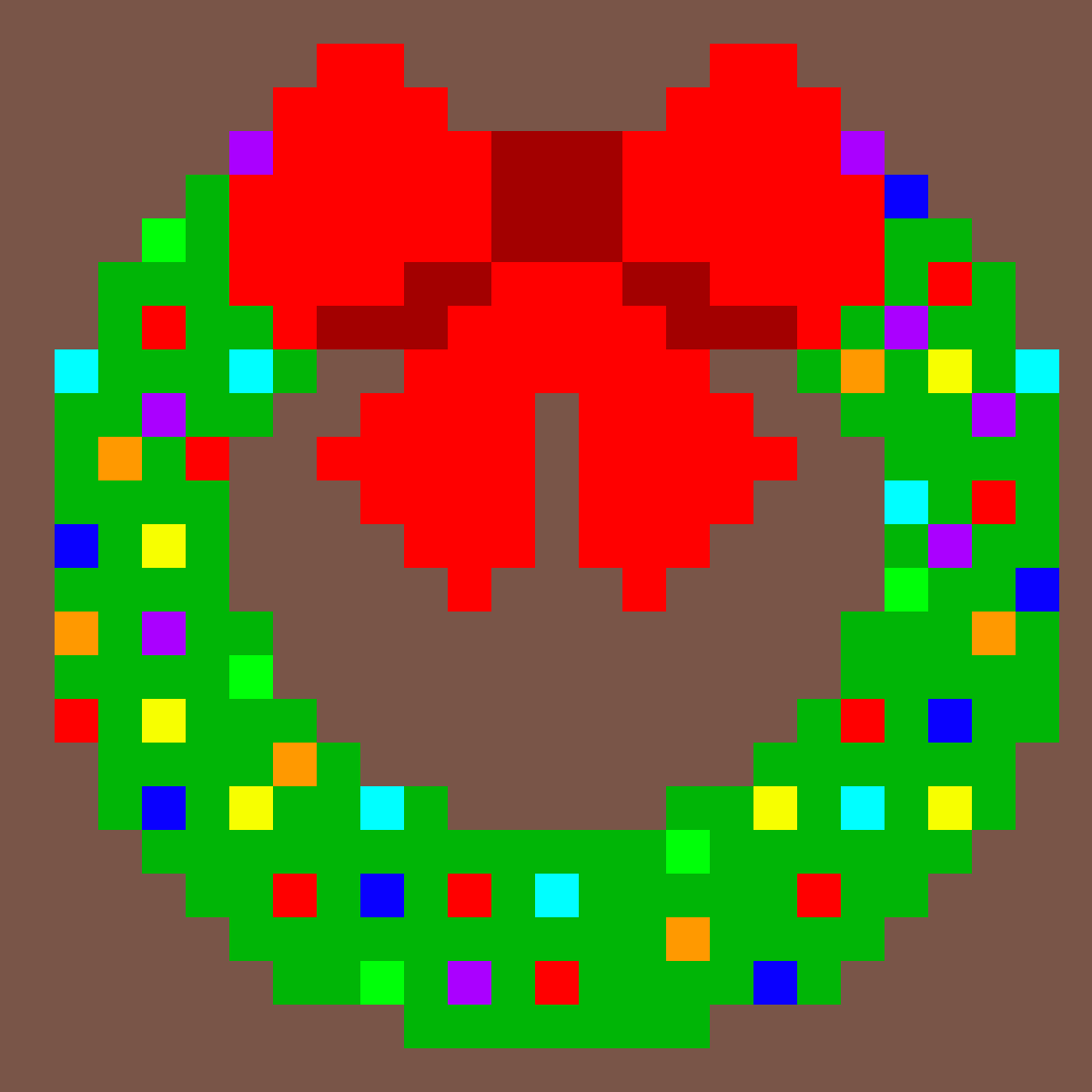 Christmas Wreath by HH12358