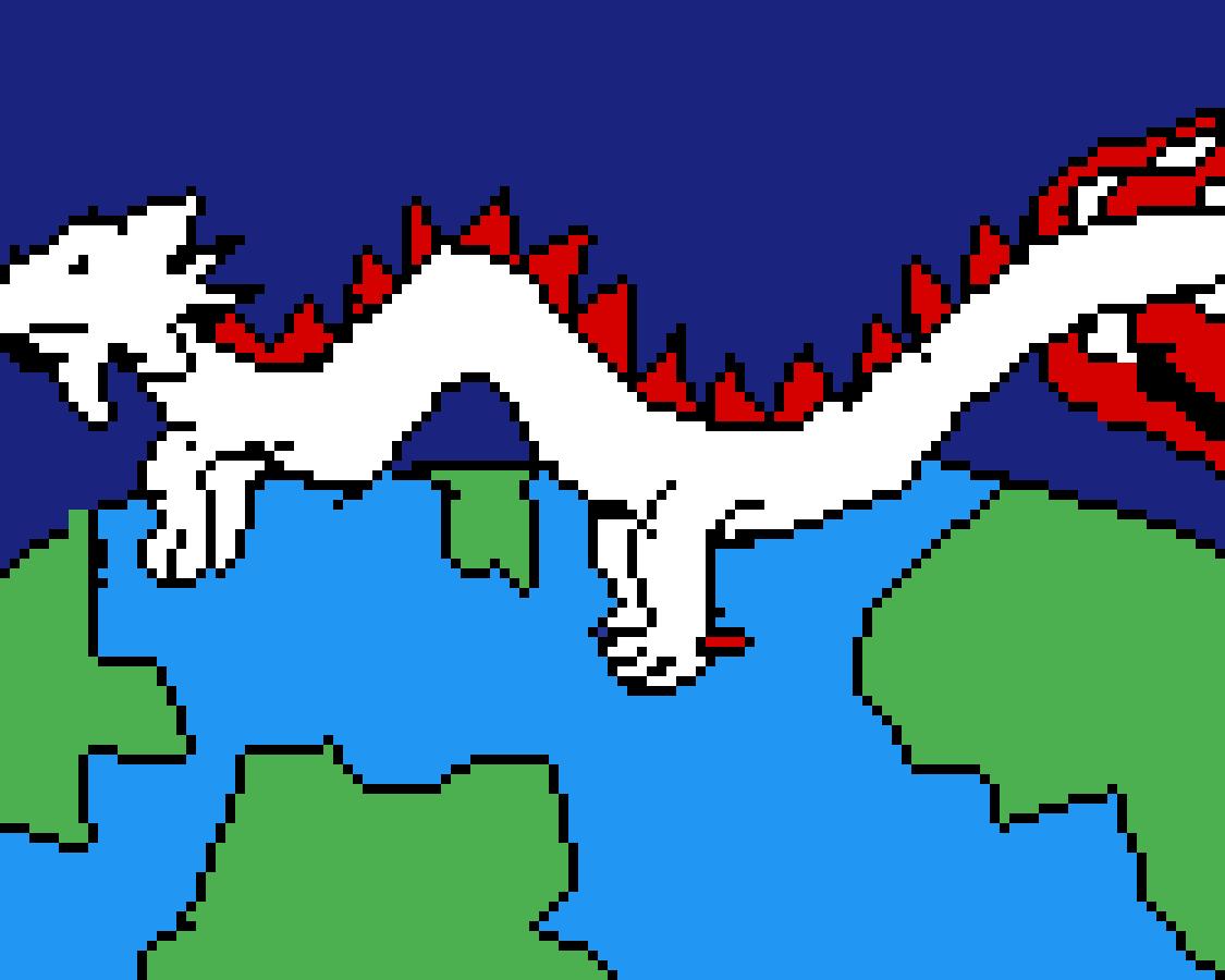 Dragon by ThieftheBetta
