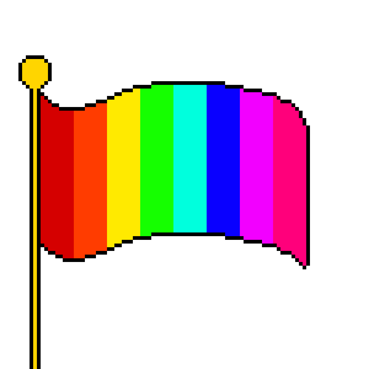 flag by brb