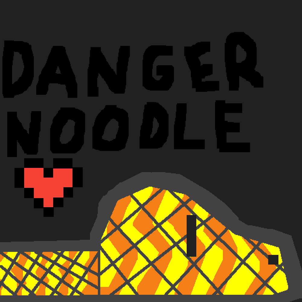 DANGER NOODLES FOREVER by Snorlax3426