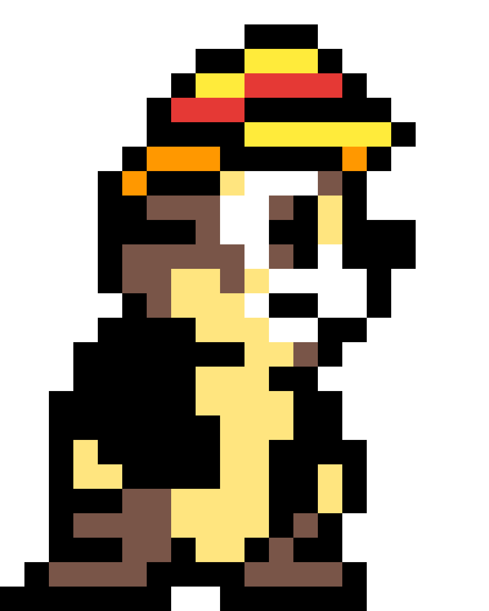 Pixilart Chip And Dale Pixel Art By Aslestrikeavi