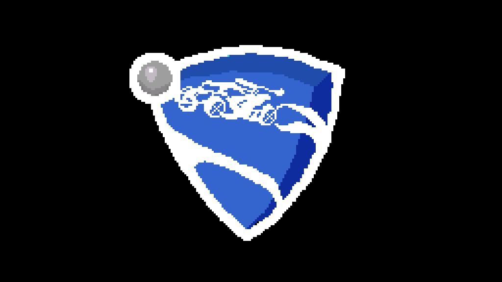 Rocket League Logo by TheJunkTrain