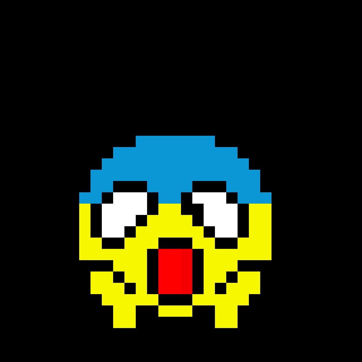 Emoji Pixel Art By Ciara2006