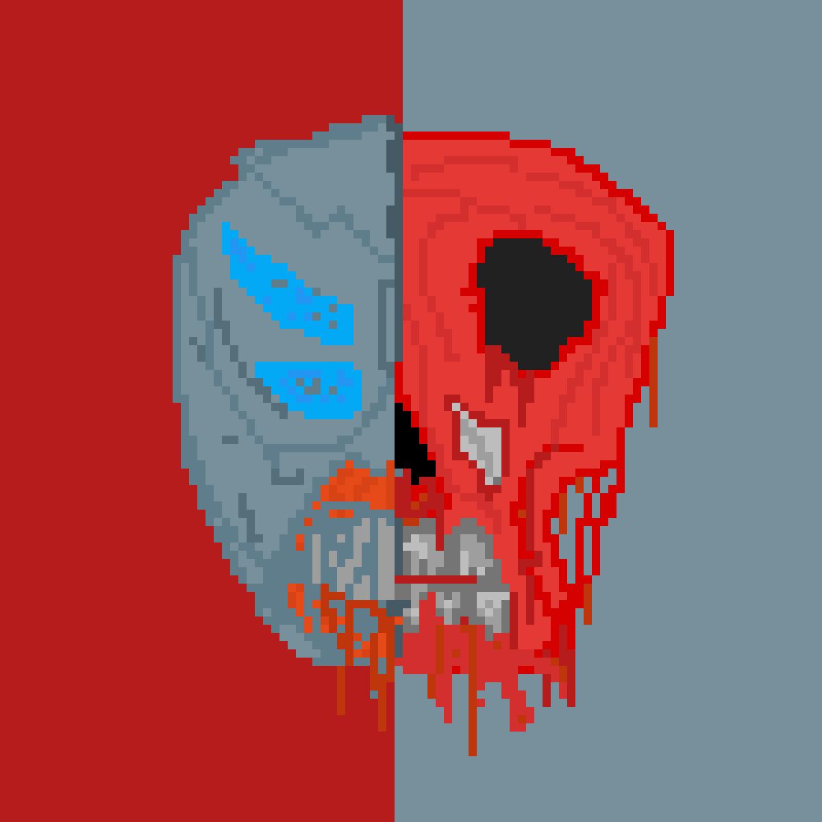 terror/blood zombie