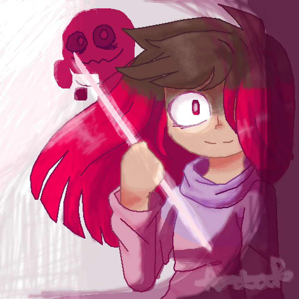 Glitchtale - Betty by Ari1803bella