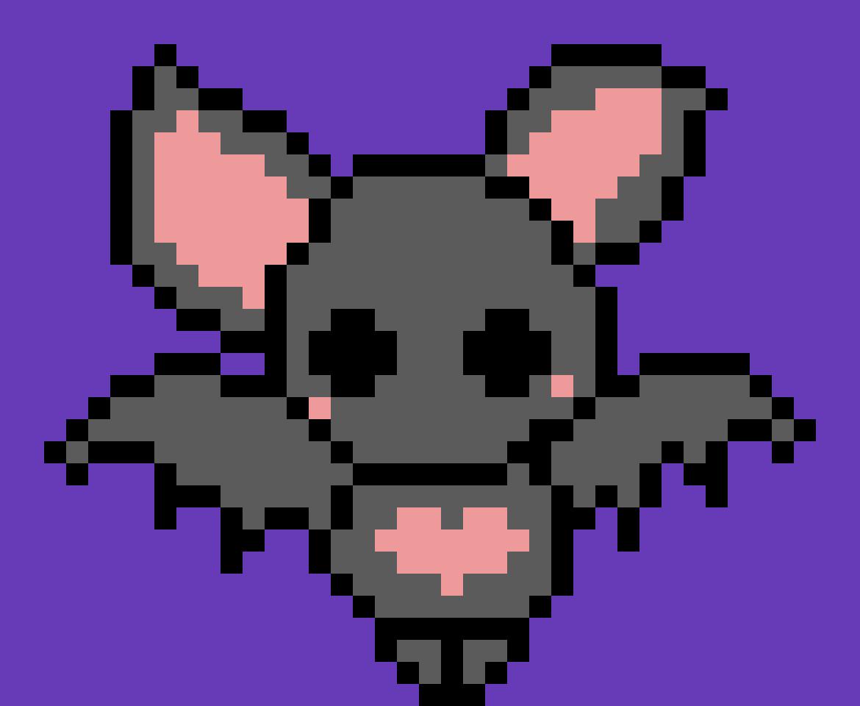 CUTE BAT by Aybawa14