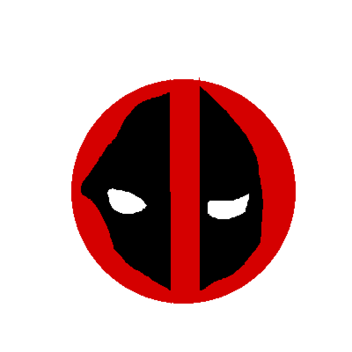 deadpool logo by sans-sans-jack