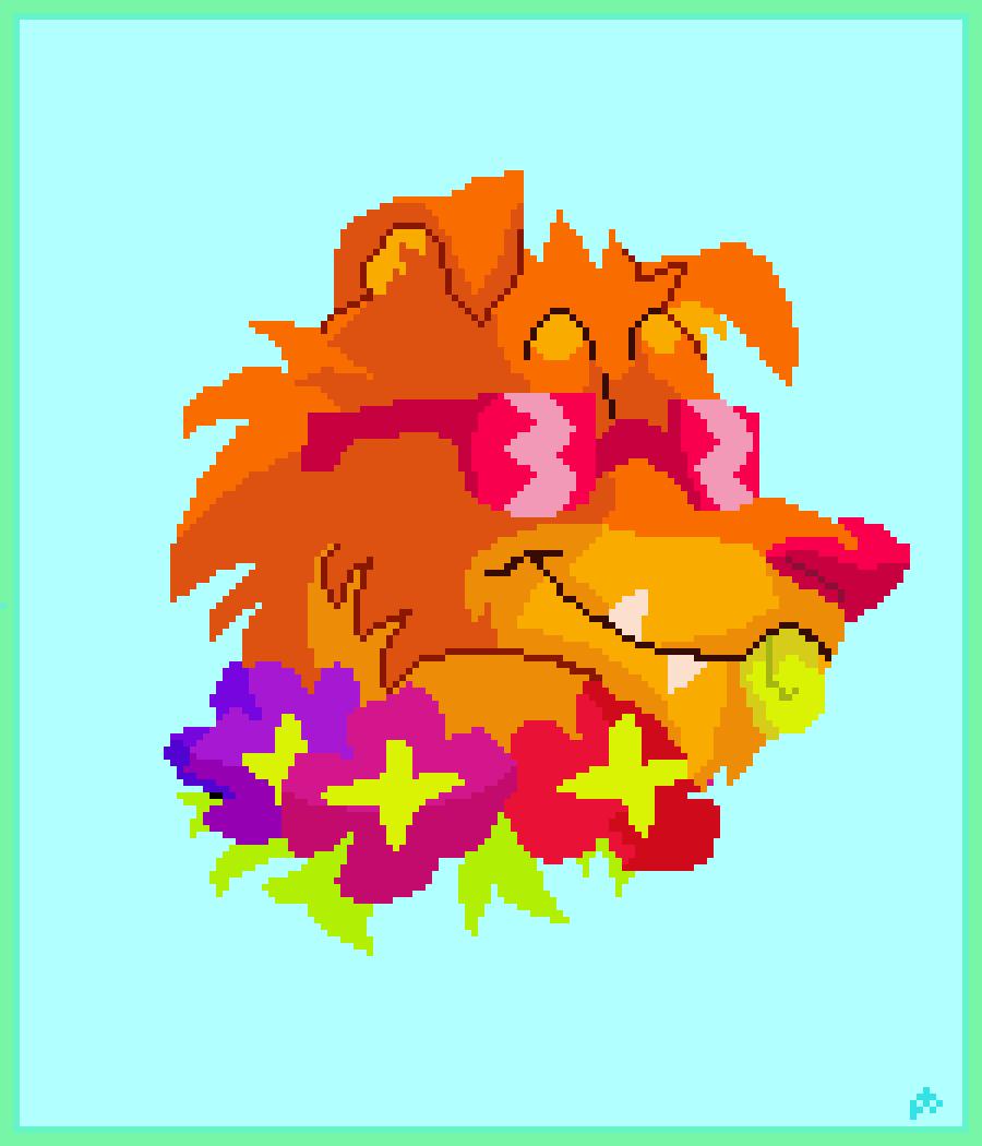 Dog Days by PixelBird