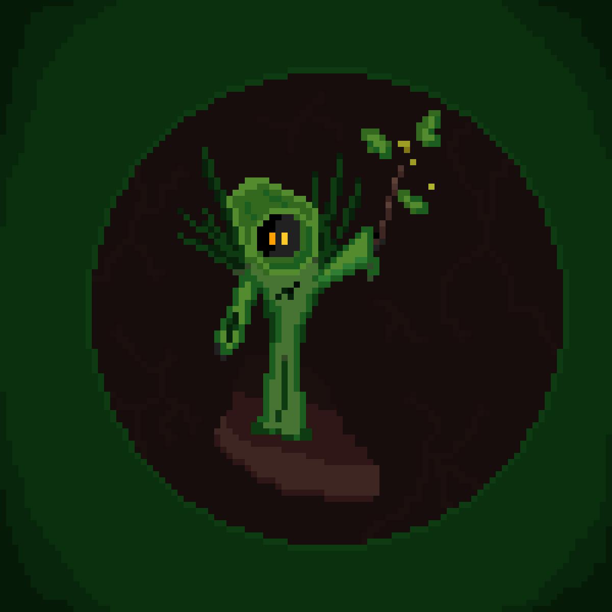 Leaf Magician by Kirkatron5000