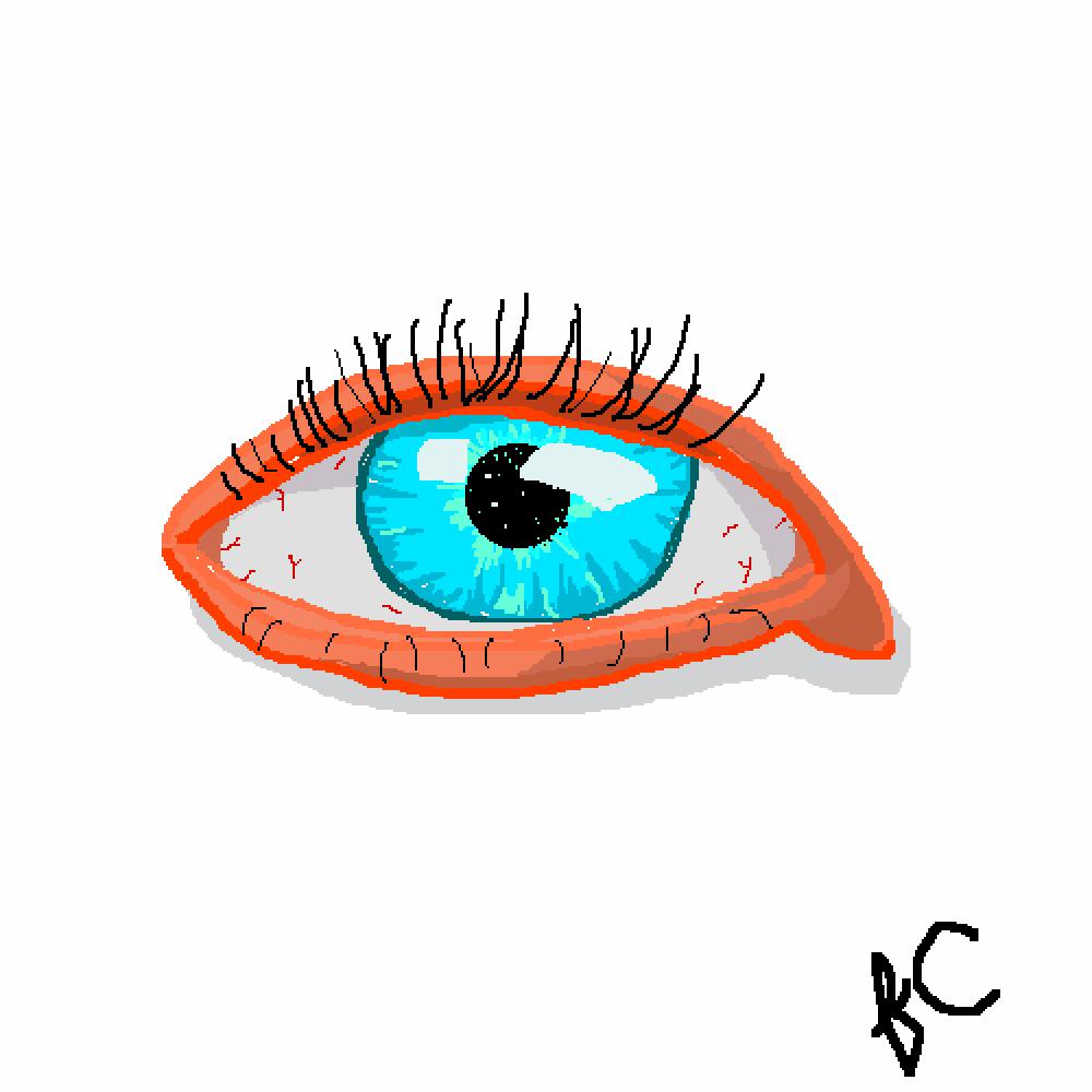Eye Ball by LaysFideChristi