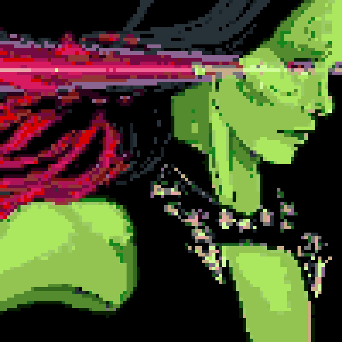 Gamora by ChanKing