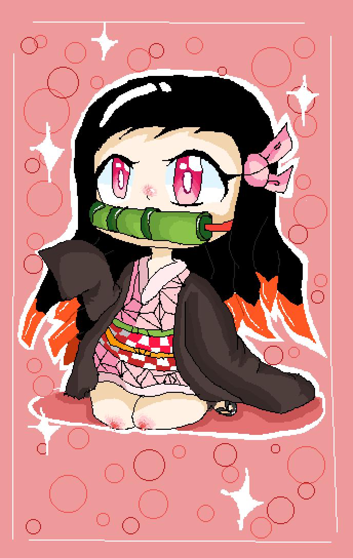 Nezuko from Demon Slayer