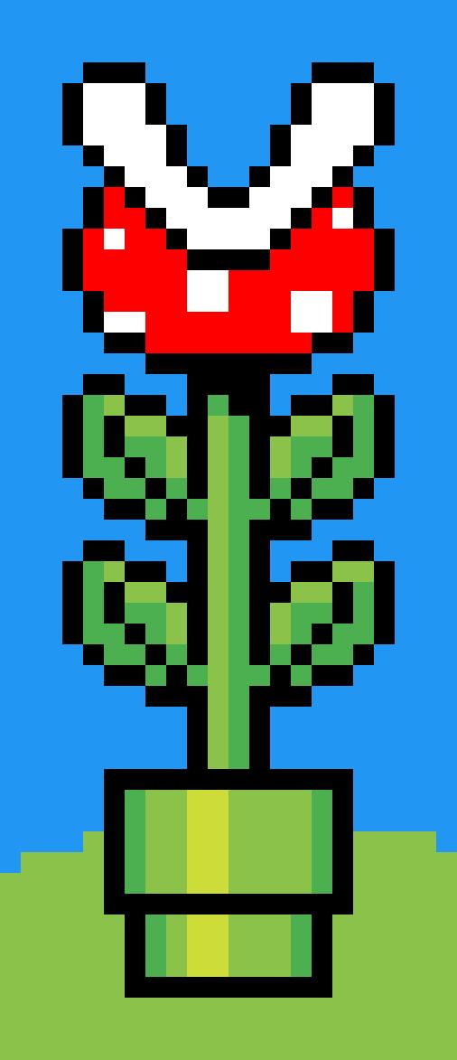 main-image-Piranha Plant  by JbezoarJr