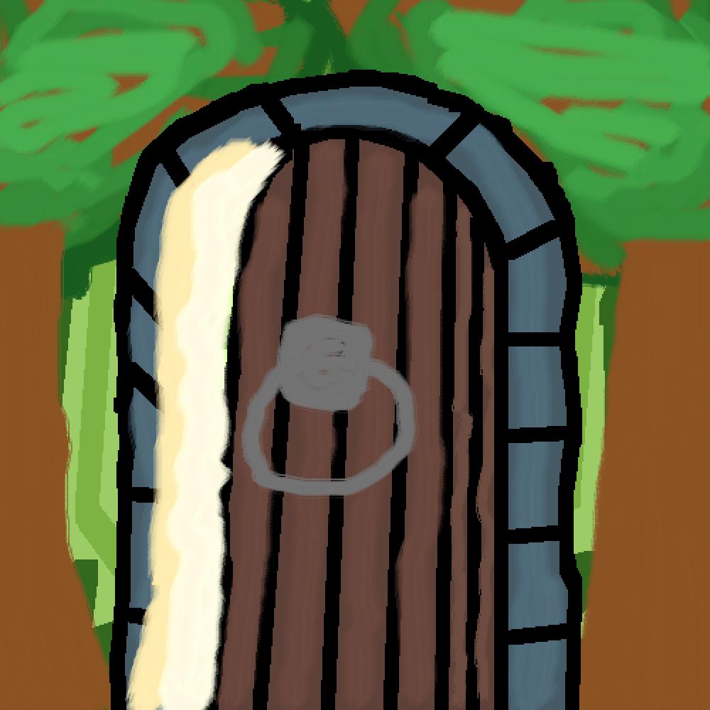 main-image-Door  by MyaApplesauce