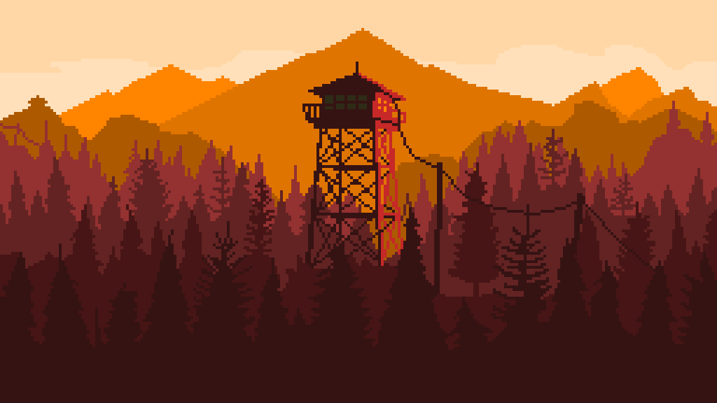 main-image-Firewatch  by NoInfo