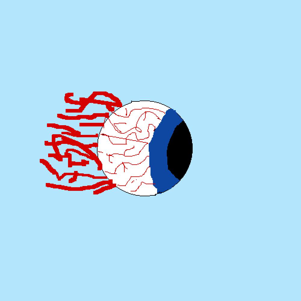 eyeball#2 by sedge123