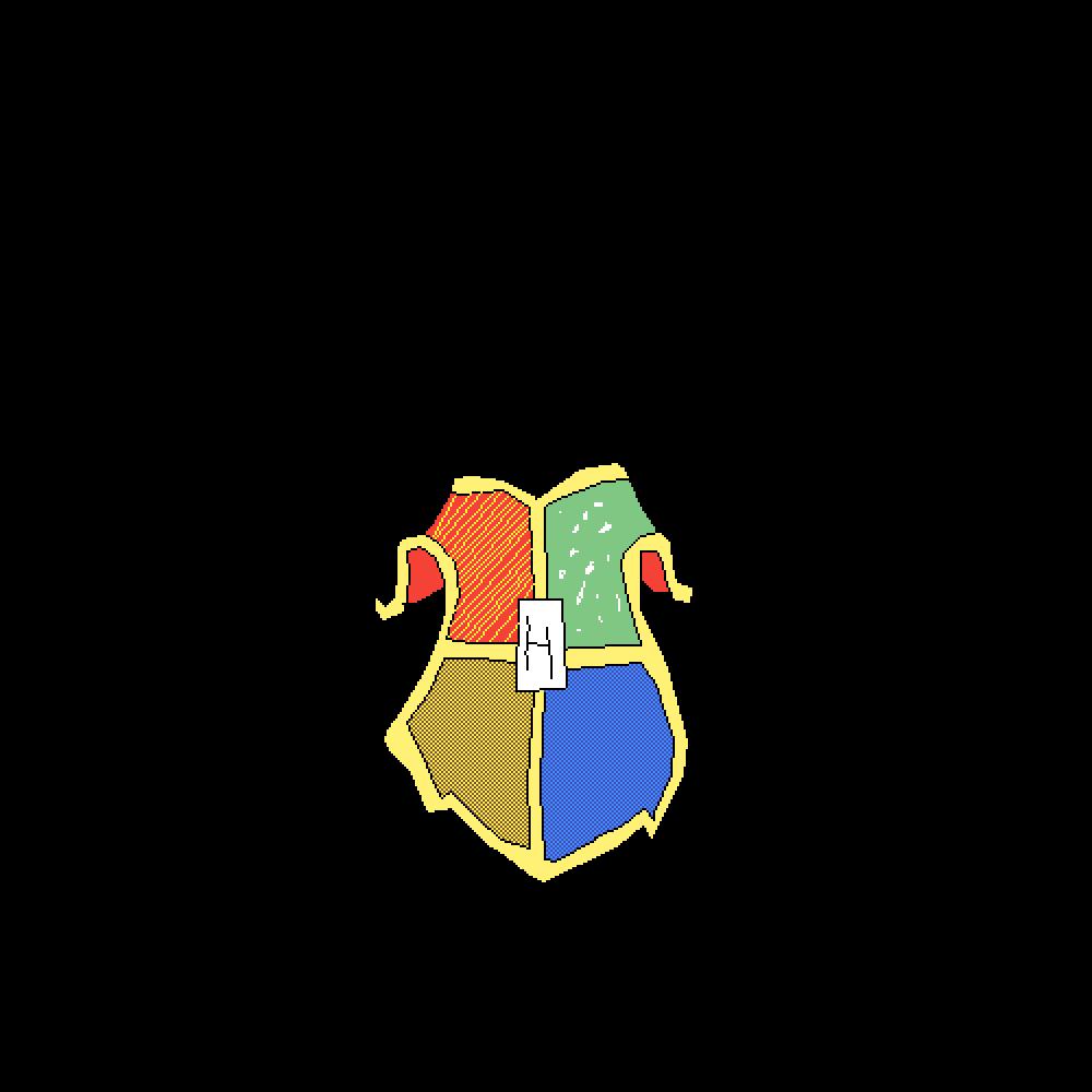 #challenge Hogwarts castle by raggamuffinkyut