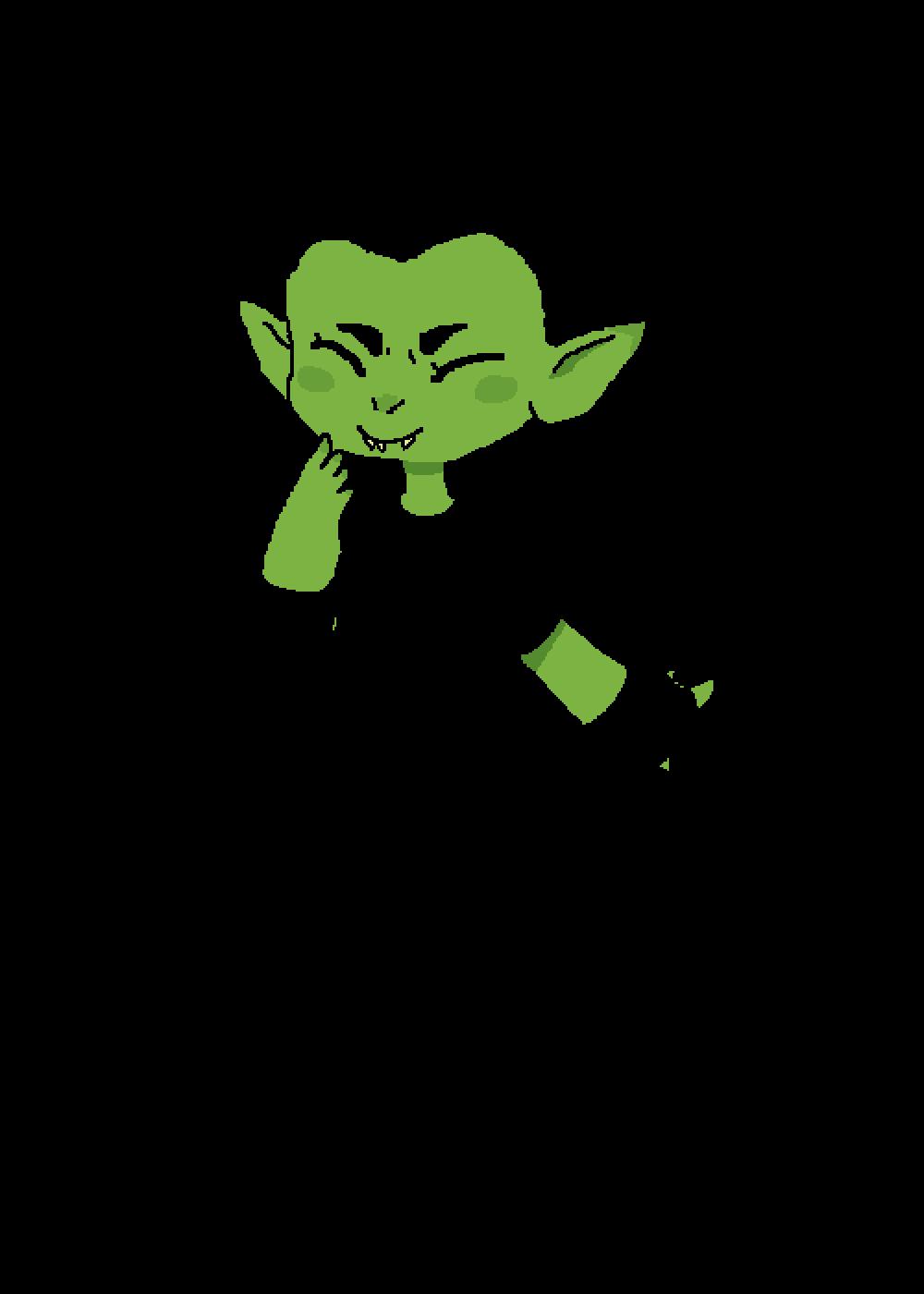 Gimmick (WIP) by chubbydawulf