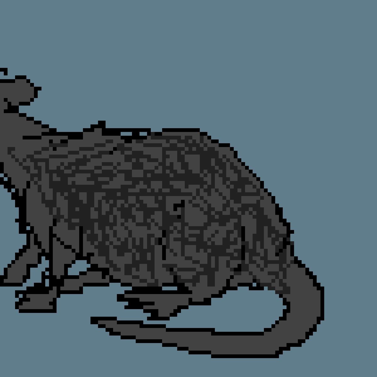 Horrible Mouse by NotVerySane