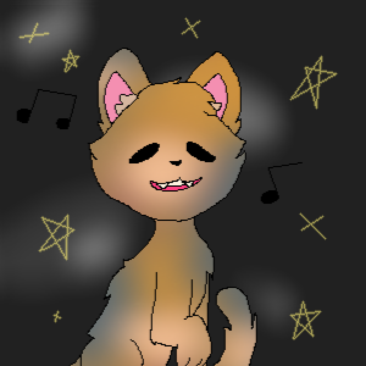 """main-image-""""Auto-tuned Kittens""""  by InklingPuppers"""