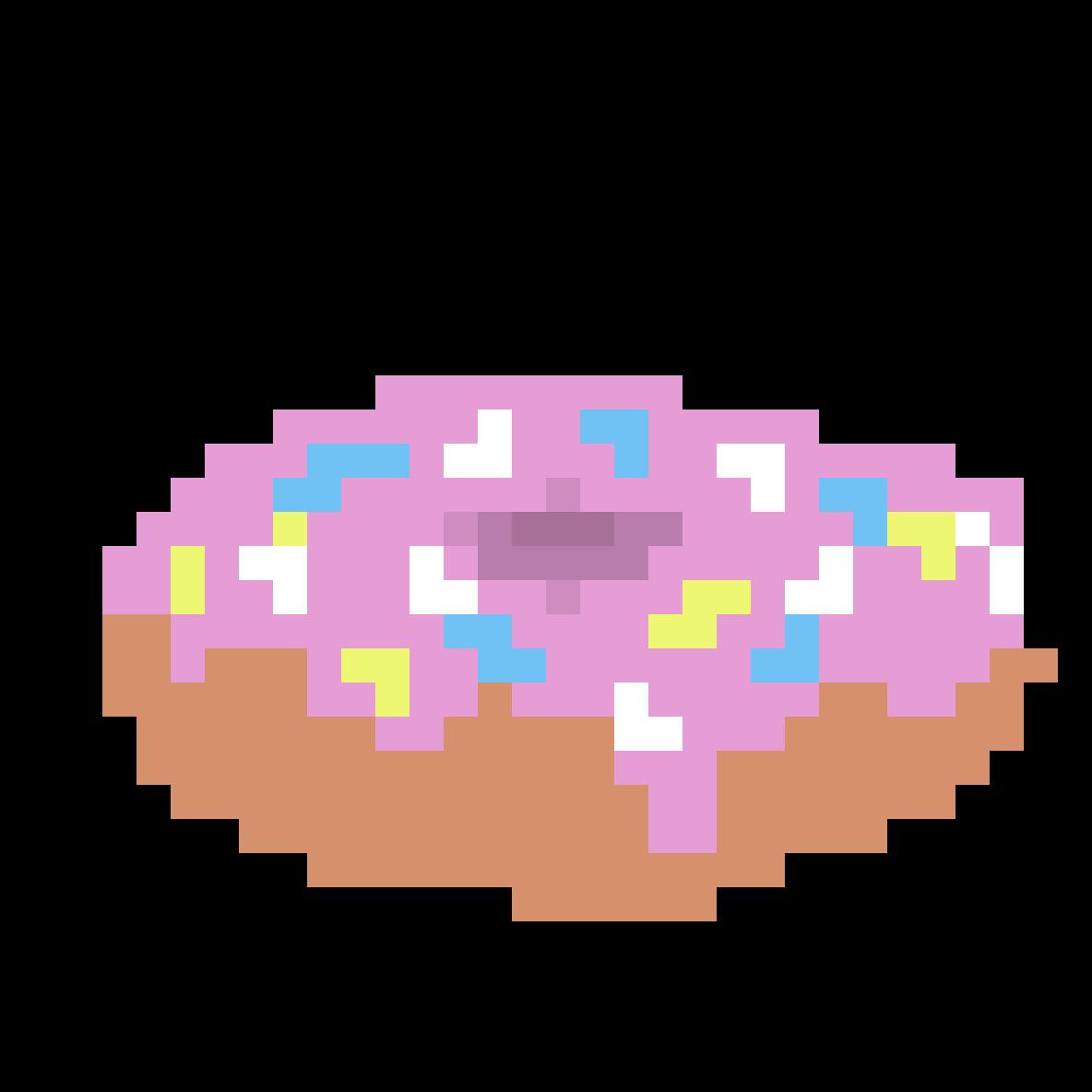 donut  by miaperez