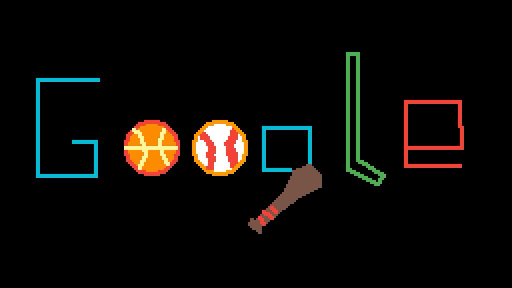 Sports Google Logo by strykerr4