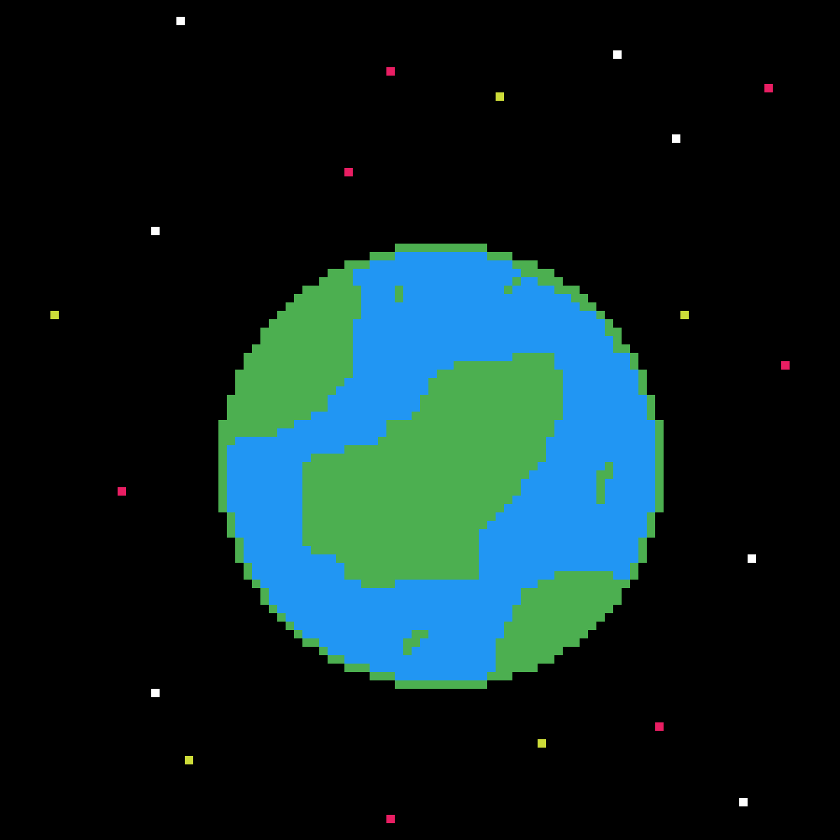 Earth by MiracleMerch
