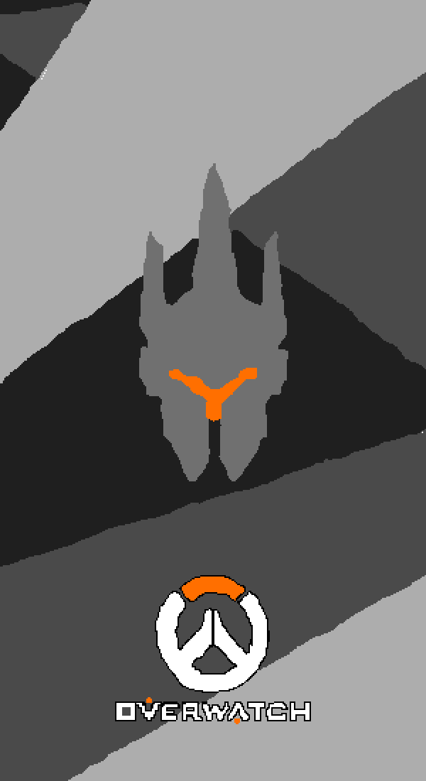 Reinhardt phone Wallpaper. by SYGRYT