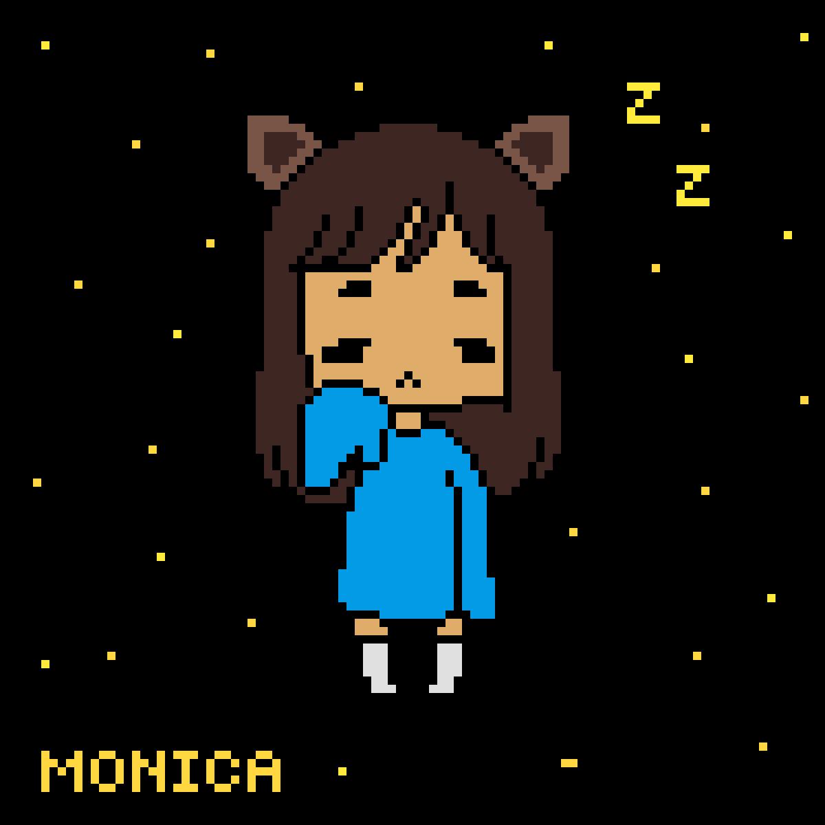 Monica by Ultracruz