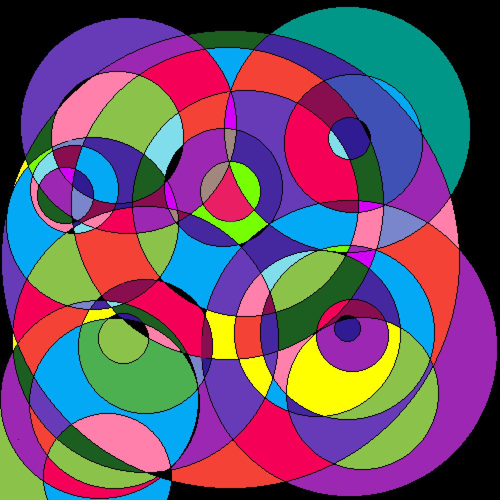 strange circles by Doom-Chan