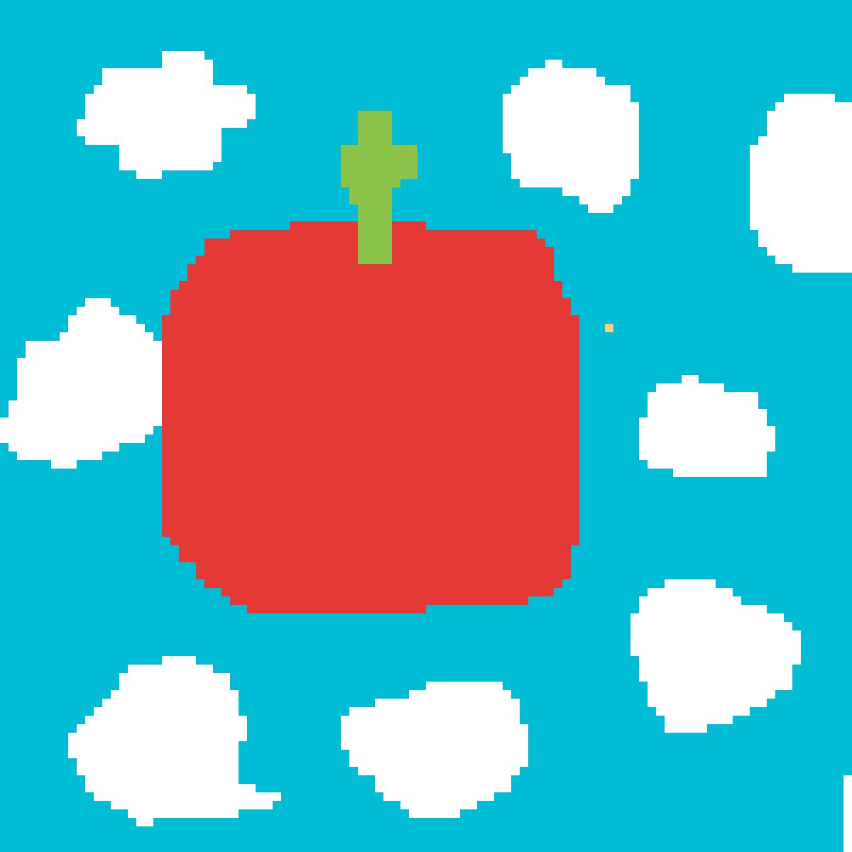 Apple/Tomato by leylonie