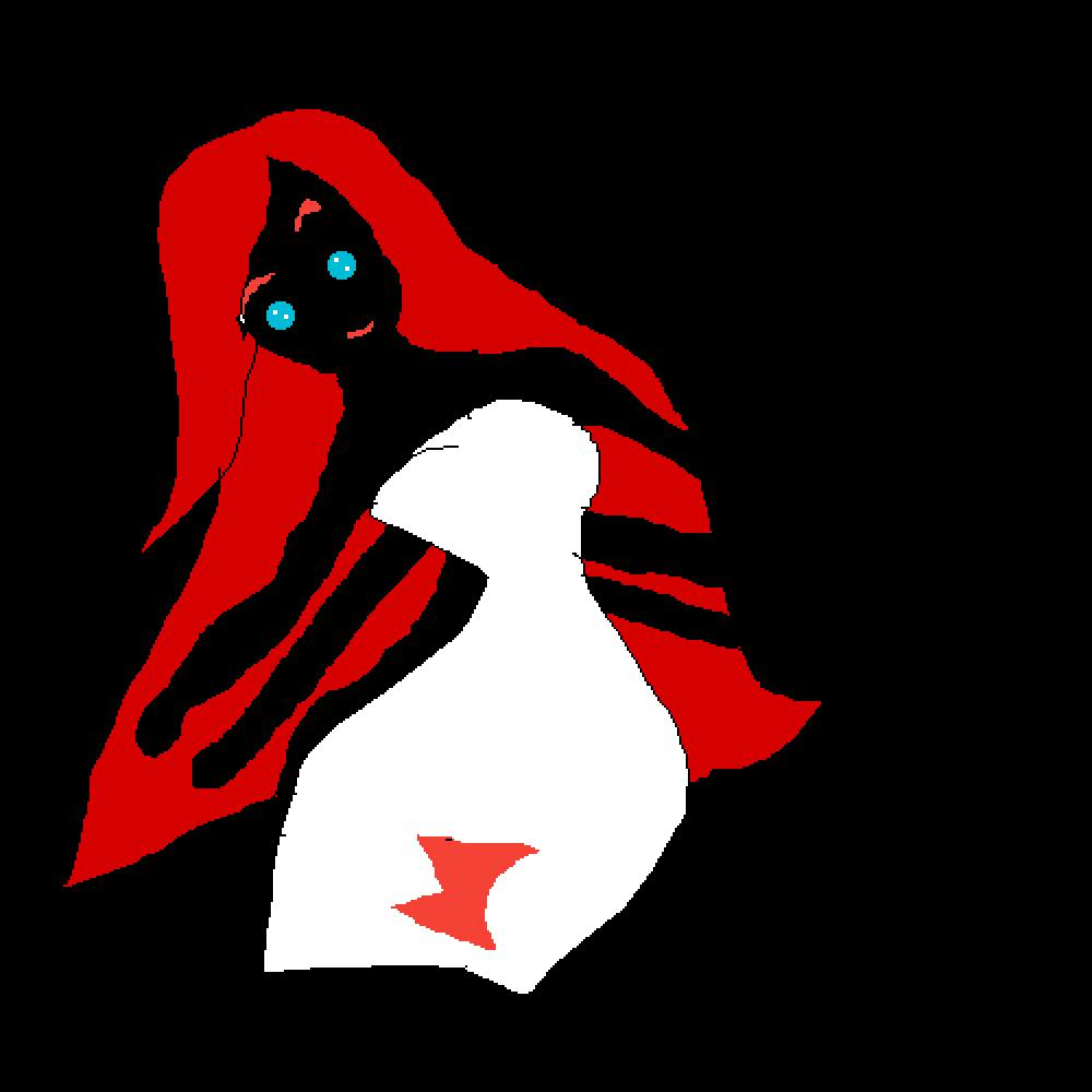 black widow spider furry
