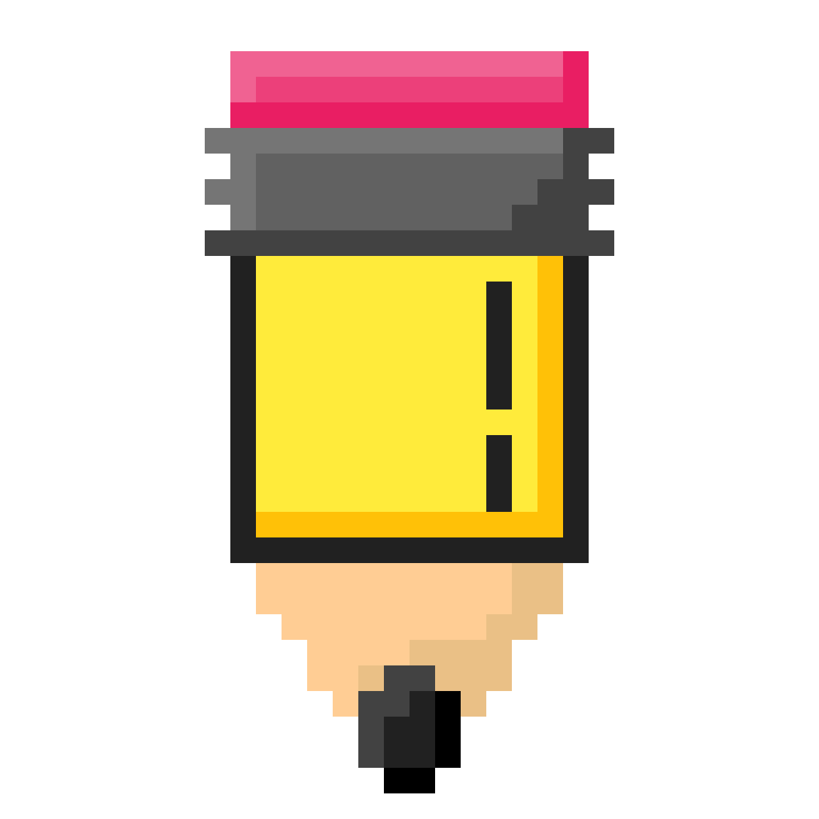 Pencil Icon by Burk