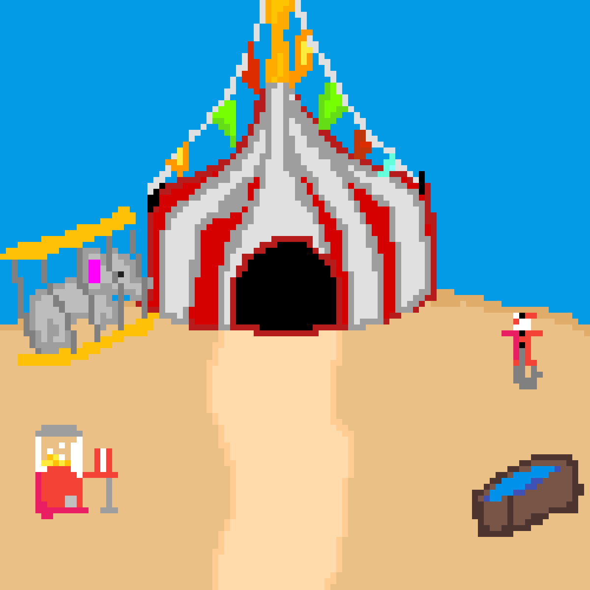 main-image-circus challenge  by That8-BitDude