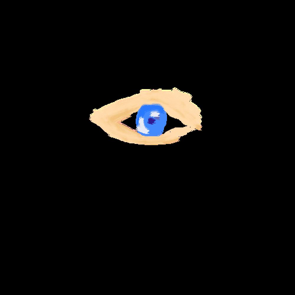 Random eye by Thatdabman