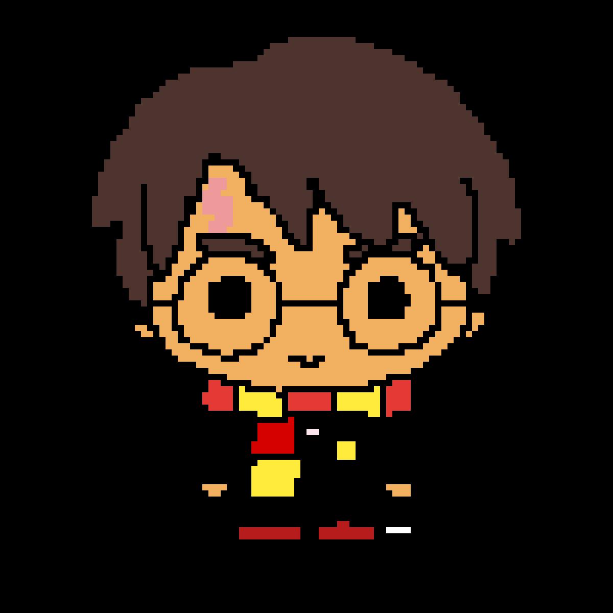 Harry Potter by BreezyRay3000
