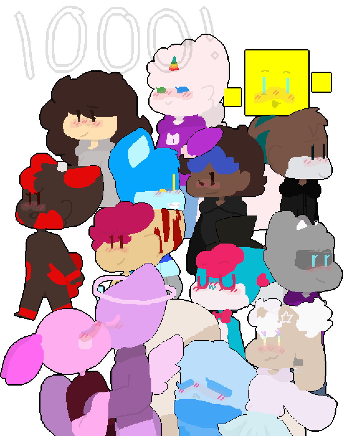 main-image-thanks for 1k aH-- this drawing is bad owo  by Whyamibi